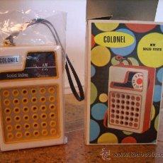 Radios antiguas: TRANSISTOR AÑOS 70,S. Lote 41395503