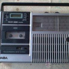 Radios antiguas: &-RADIO CASSETE- SABA-RCR 386.CLOCK(VOLLAUTOMATIC STOP SYSTEM). Lote 225312715