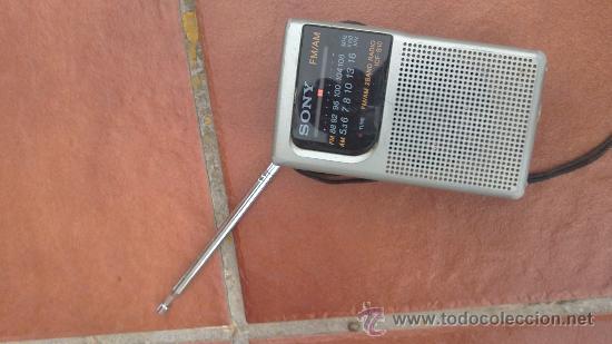Radios antiguas: RADIO-AM/FM.MODELO:ICF-S10 - Foto 3 - 31870443