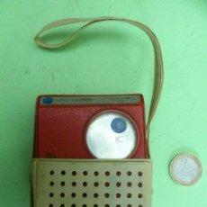 Alte Radios - RADIO TRANSISTOR VANGUARD SOLID STATE C/FUNDA ORIGINAL MADEN IN SPAIN ( FUNCIONA ) - 31836203