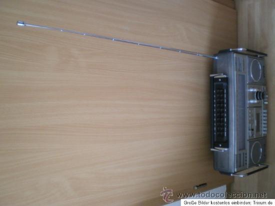Radios antiguas: GRUNDIG RR 1140 PROFESSIONAL: RECEPTOR DE RADIO MULTIBANDA CON CASSETTE - Foto 7 - 31837663