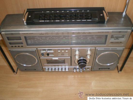 Radios antiguas: GRUNDIG RR 1140 PROFESSIONAL: RECEPTOR DE RADIO MULTIBANDA CON CASSETTE - Foto 8 - 31837663