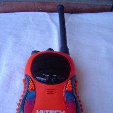 Radios antiguas: WALKIE TALKIE HI-TECH, TOYS. Lote 31888101