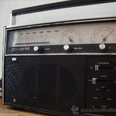 Radios antiguas: RECEPTOR DE RADIO PHONOSTAR AÑOS 70,S. Lote 32124127