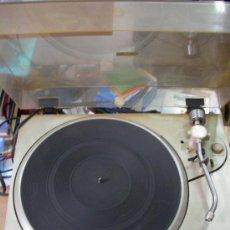 Radios antiguas: ANTIGUO PLATO TOCADISCOS PIONEER FG-SERVO AUTO-RETURN PL-100 FUNCIONANDO. Lote 32209676