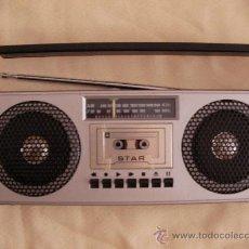 Radios antiguas: PEQUEÑO RADIO TRANSISTOR NUEVO FUNCIONANDO. Lote 32815747
