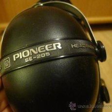 Radios antiguas: AURICULARES VINTAGE DE ALTA FIDELIDAD HI FI PIONEER SE 205. Lote 33294962
