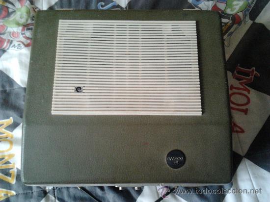 TOCADISCOS COSMO VER DESCRIPCION (Radios, Gramófonos, Grabadoras y Otros - Transistores, Pick-ups y Otros)