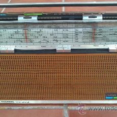 Radios antiguas: -RADIO ITT-(SCHAUB-LORENZ)MULTI PRE-SET-TOURING INTERNATIONAL.(FUNCIONA LA FM). Lote 33532318