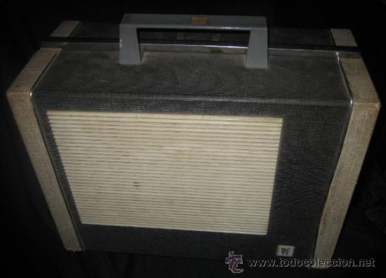 TOCADISCOS PERPETUUM EBNER MUSICAL 331 (Radios, Gramófonos, Grabadoras y Otros - Transistores, Pick-ups y Otros)