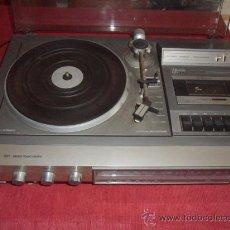 Radios antiguas: TOCADISCOS PHILIPS CON RADIO. Lote 34378679