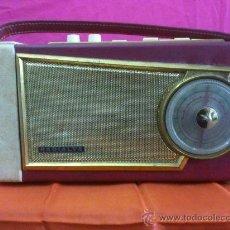 Radios antiguas: TRANSISTOR RADIO RADIALVA. Lote 34449476