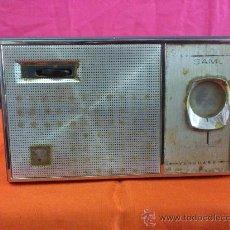 Radios antiguas: RADIO TRANSISTOR VANGUARD. Lote 34450639