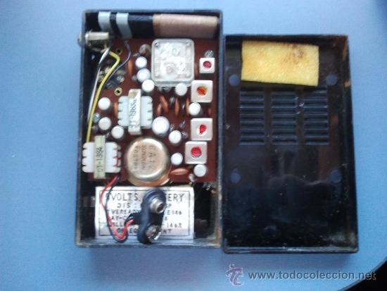 Radios antiguas: radio transistor orion antigua - Foto 2 - 35123557
