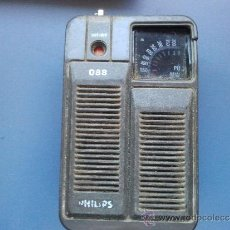 Radios antiguas: RADIO TRANSISTOR ANTIGUO PHILIPS . Lote 35123648