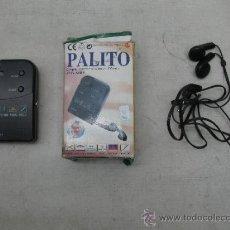Radios antiguas: PALITO PA-981 MINI RADIO PORTÁTIL. Lote 35172597