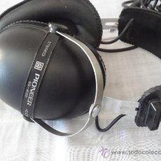 Radios antiguas: AURICULARES CASCOS PIONEER SE-205 HI-FI CALIDAD. Lote 35766212