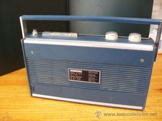 Radios antiguas: Radio Transistor KÖNIGER. - Foto 2 - 35804674