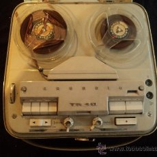 Radios antiguas: ,MAGNETOFON GRUNDING TK 40. 36X36X15 SIN CHEUQUEAR. Lote 35807803