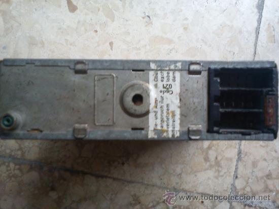 Radios antiguas: radiocassette de coche. marca seat. años 90.acm - Foto 4 - 31184028