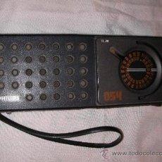 Radios antiguas: ANTIGUO RADIO TRANSISTOR PHILIPS FUNCIONANDO. Lote 36394087