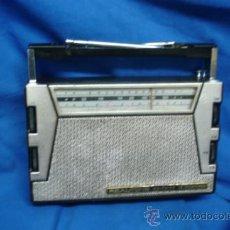 Radios antiguas: RADIO A TRANSISTORES MARCA REALTONE AM/FM/SW - 14 TRANSISTORES - MADE IN JAPAN AÑOS 60 - FUNCIONA. Lote 36599205