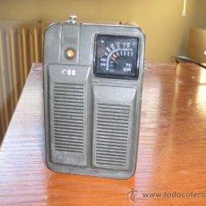 Radios antiguas: ANTIGUA RADIO TRANSISTOR PHILIPS 088 FUNCIONANDO. Lote 36540363