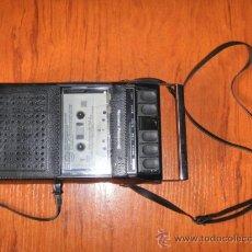 Radios antiguas: ANTIGUO REPRODUCTOR CASSETTES PANASONIC. Lote 36679111