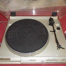 Radios antiguas: TOCADISCOS GARRARD B - 20 SEMIAUTOMATICO. Lote 36758821