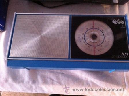 RADIO VANGUARD A ESTRENAR (Radios, Gramófonos, Grabadoras y Otros - Transistores, Pick-ups y Otros)