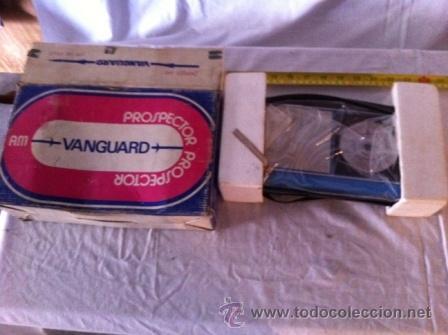 Radios antiguas: RADIO VANGUARD a estrenar - Foto 2 - 36955588