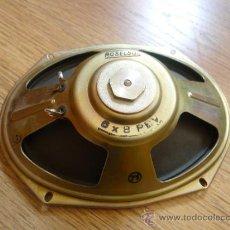 Radios antiguas: ANTIGUO ALTAVOZ ROSELSON EN . 21 CMS X15,50 CMS . Lote 37202714
