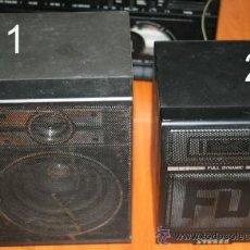 Radios antiguas: 2 ALTAVOCES . Lote 37246344