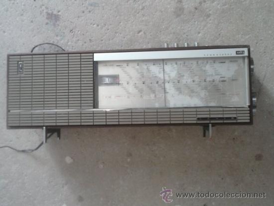 RADIO ANTIGUO DE TRANSISTORES (Radios, Gramófonos, Grabadoras y Otros - Transistores, Pick-ups y Otros)
