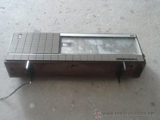 Radios antiguas: Radio antiguo de transistores - Foto 3 - 37211823