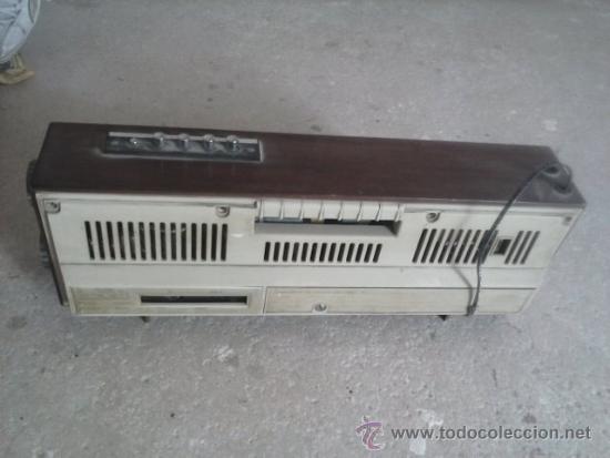 Radios antiguas: Radio antiguo de transistores - Foto 5 - 37211823