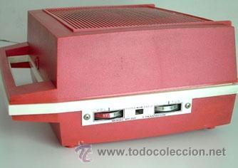 Radios antiguas: ANTIGUO RADIO TOCADISCOS JAPONÉS, MARCA TAYA, AÑOS 60, FUNCIONANDO - Foto 3 - 37306904