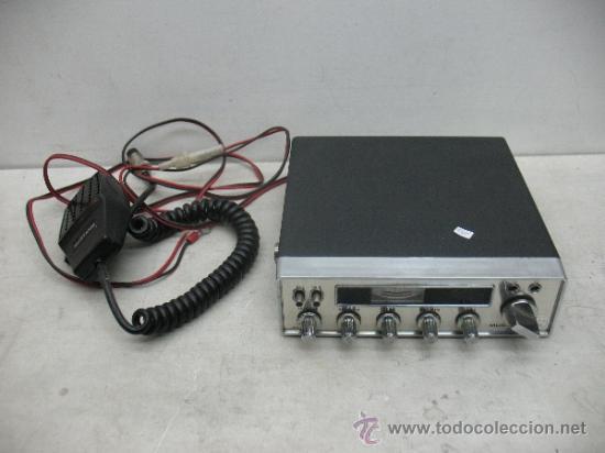 MUSTANG CB 3000 - RADIO EMISORA (Radios, Gramófonos, Grabadoras y Otros - Transistores, Pick-ups y Otros)