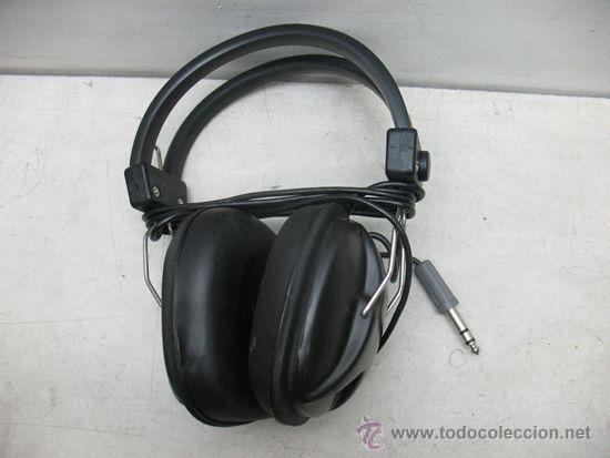AURICULARES DE SONIDO ANTIGUOS (Radios, Gramófonos, Grabadoras y Otros - Transistores, Pick-ups y Otros)