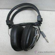 Radios antiguas: AURICULARES DE SONIDO ANTIGUOS. Lote 37683880