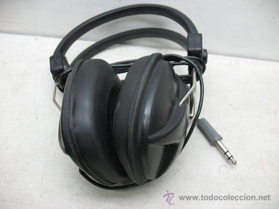 Radios antiguas: Auriculares de sonido antiguos - Foto 2 - 37683880