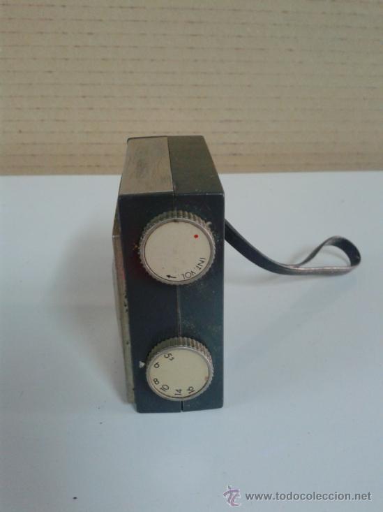 Radios antiguas: RADIO TRANSISTOR INTER. FABRICADO EN ESPAÑA. LEER MAS - Foto 2 - 37731720