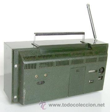 Radios antiguas: RADIO DE LA MARCA INTER, EUROMODUL-118, FUNCIONANDO - Foto 2 - 37794202