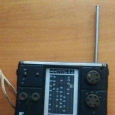 Radios antiguas: RARA RADIO CLIPPER - FUNCIONANDO. Lote 37810757
