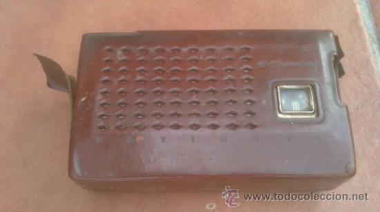 Radios antiguas: TRANSISTOR NATIONAL 6 TRANSISTOR.T-50 - Foto 5 - 38222965