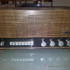 Radios antiguas: HILO MUSICAL HASLER GRANADOS. Lote 38298219