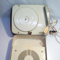 Radios antiguas - TOCADISCOS PHILIPS DE VIAJE O TRASPORTABLE,AÑOS 50 O 60 - 38350866