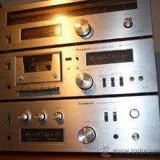 Radios antiguas: CADENA MODULAR FRONTECH 3300. Lote 38484736