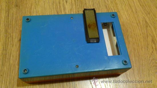 Radios antiguas: Antiguo tocadiscos de juguete para restaurar y reparar funcionaba a pilas - Foto 5 - 38505543