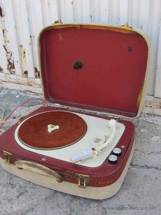 Radios antiguas: TOCADISCOS RADIOLA - Foto 3 - 38623663